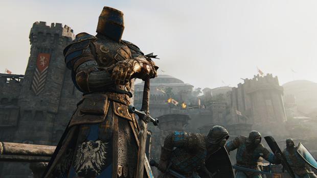 Captura de For Honor