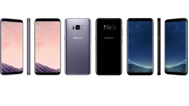 Posible diseño del nuevo Samsung Galaxy S8 filtrado por el «tuitero» Evan Blass