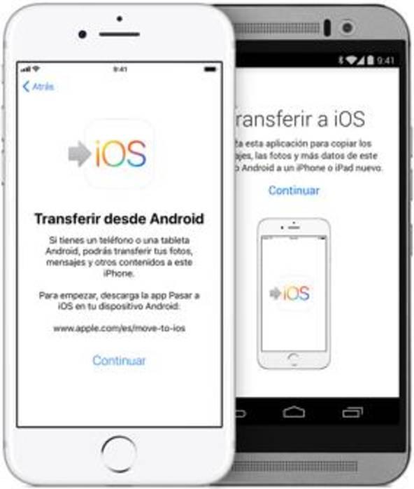 Cómo transferir datos a tu nuevo iPhone desde el antiguo