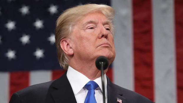 Donald Trump, presidente de los EE.UU. fue elegido después de una campaña de desinformación