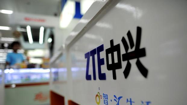 ZTE, una de las empresas afectadas por la crisis entre EE.UU. y China
