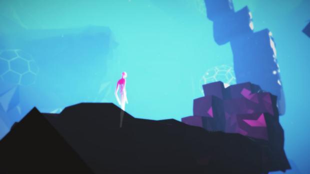 Captura del videojuego «Etherborn», un videojuego español, que verá la luz a final de año