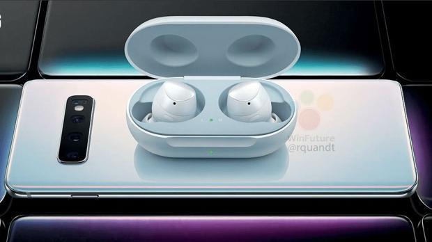 Los nuevos auriculares de Samsung