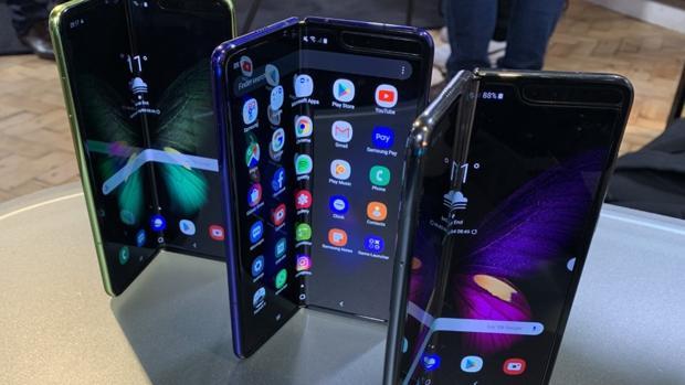6e7358a02e1 Samsung Galaxy Fold: la compañía pospone indefinidamente la venta ...
