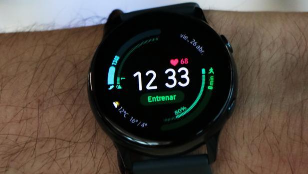 b8a4301a4 Una semana con el nuevo reloj de Samsung Galaxy Watch Active: mucho ...