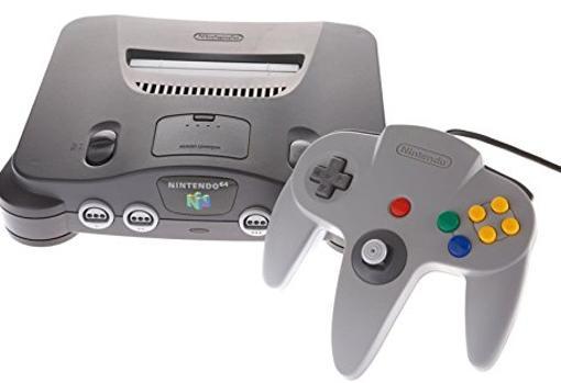 Imagen de la Nintendo 64