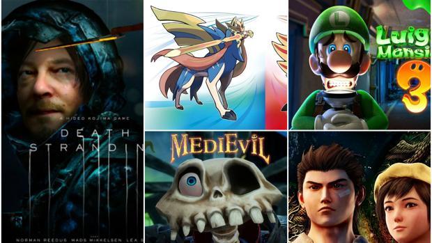 Estos son los grandes videojuegos para PlayStation 4, Switch y Xbox One que llegarán en otoño