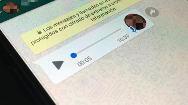 WhatsApp: así puedes escuchar los audios desde las notificaciones
