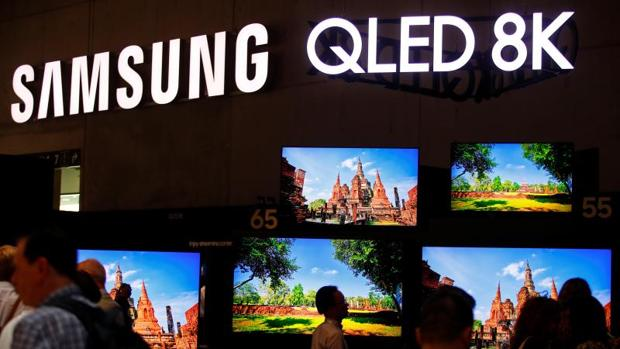El stand de Samsung en IFA 2019