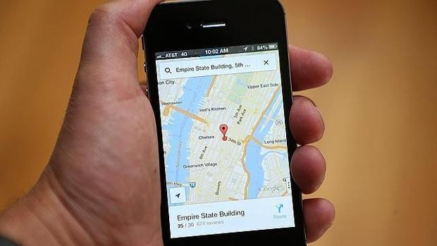 ¿Cuáles son los países en los que mejor funciona Google Maps?