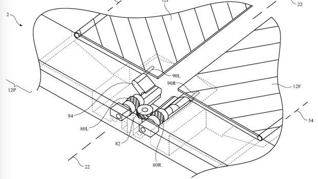 La patente de Apple que demuestra su interés por los teléfonos plegables
