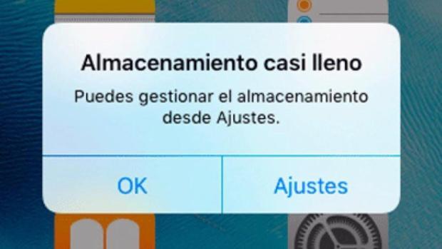 Cómo ganar espacio en un iPhone eliminando las aplicaciones inútiles
