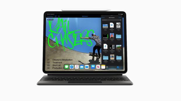 Apple renueva el iPad Pro con un teclado con «trackpad» y un revolucionario escáner
