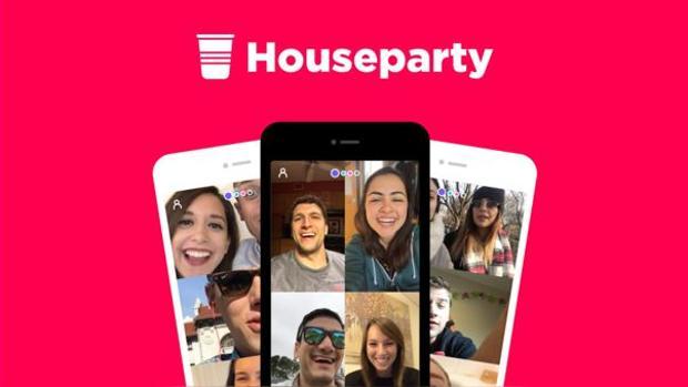 Houseparty: la «app» de videollamadas y juegos que está arrasando durante la cuarentena