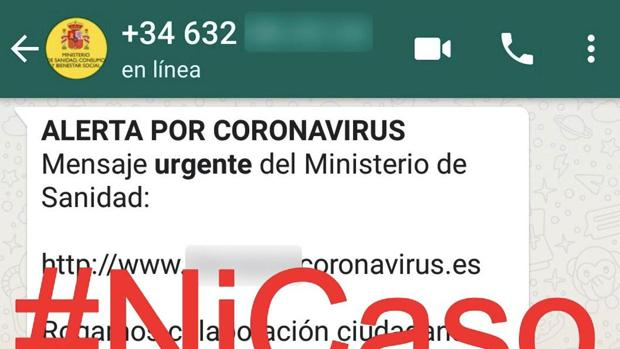 Las diez ciberestafas sobre el coronavirus más populares en internet