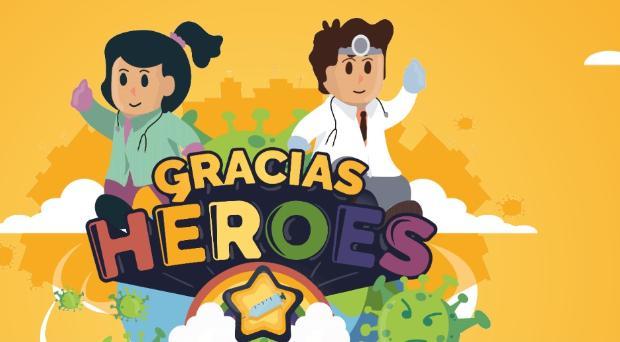 Gracias Héroes», un simpático videojuego para concienciara los ...