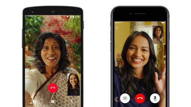 WhatsApp lanza una nueva función para las videollamadas grupales