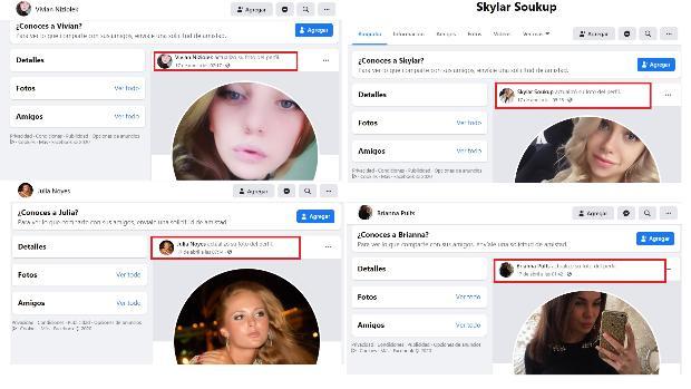 Facebook borra las cuentas falsas del perfil institucional del Ministerio de Sanidad
