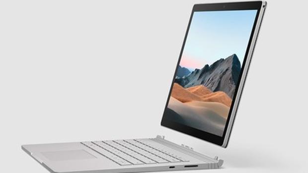 Microsoft presenta sus nuevos ordenadores Surface Book 3 y Surface Go 2