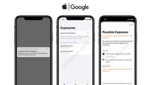 ¿Espionaje? ¿Geolocalización? Lo que debes saber de la herramienta de contagios Covid-19 de Apple y Google
