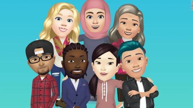 Facebook: cómo convertir tu rostro en un avatar