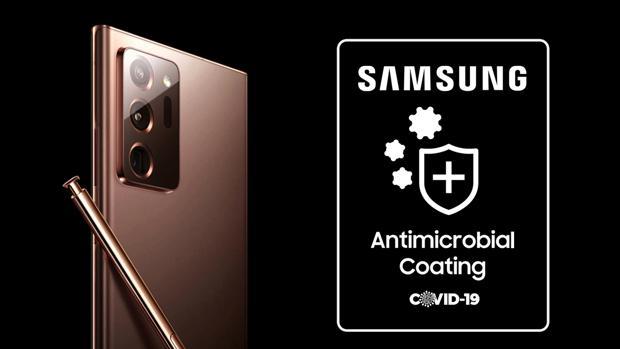 La funda para «smartphone» libre de Covid-19 en la que está trabajando Samsung