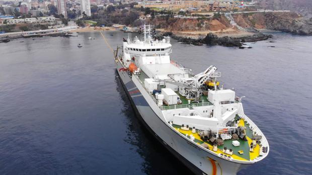 Google desplegará un nuevo cable submarino entre Estados Unidos, Reino Unido y España
