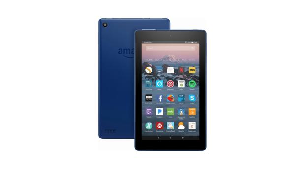 Kindle Fire: así es la tableta de Amazon que cuesta menos de 100 euros