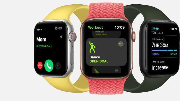 Así es el nuevo Apple Watch Series 6, un reloj que mide el oxígeno en sangre