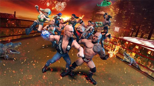 El estudio español de videojuegos que ha revolucionado la lucha libre