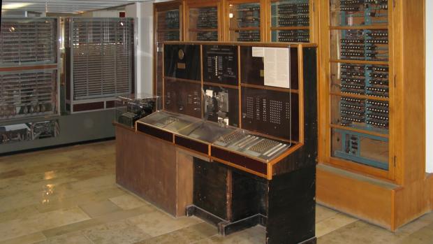 Hallan el manual desaparecido del ordenador más antiguo que se conserva