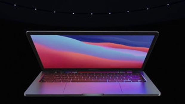 Apple presenta sus nuevos ordenadores MacBook sin chips de Intel