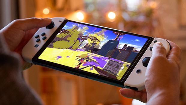 Nintendo anuncia una nueva Switch con pantalla OLED de 7 pulgadas