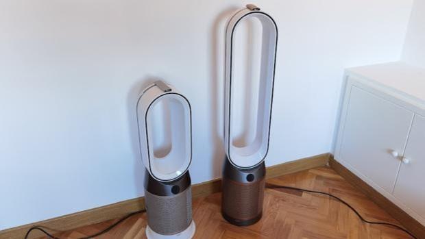 Probamos el nuevo Dyson: el dispositivo multiusos que elimina el formaldehído de tu casa