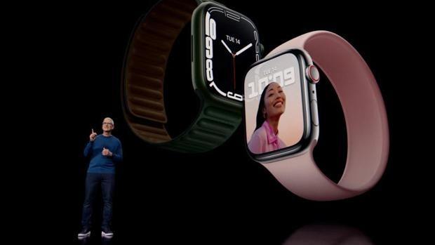 Apple Watch Series 7: el reloj inteligente más grande que ha fabricado la empresa