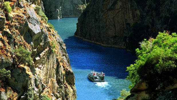 Recorrido turístico por los Arribes del Duero