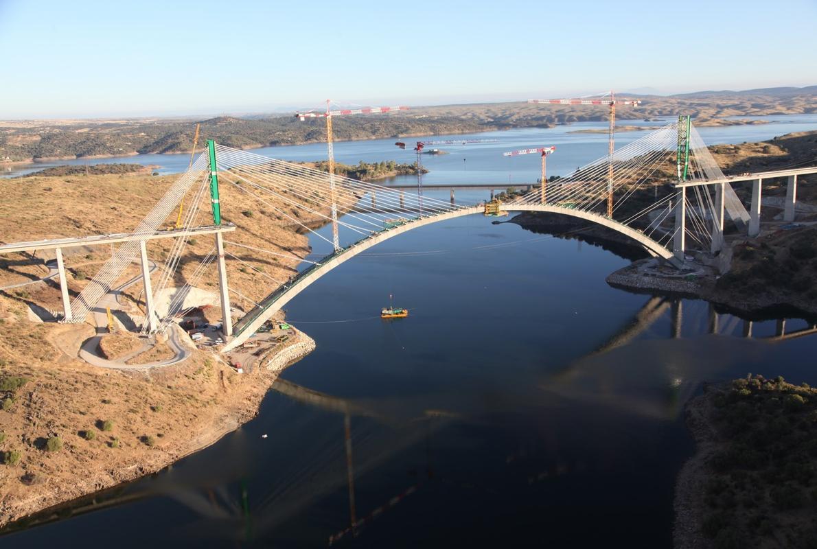 Un viaducto español entra en el «salón de la fama» de la ingeniería mundial