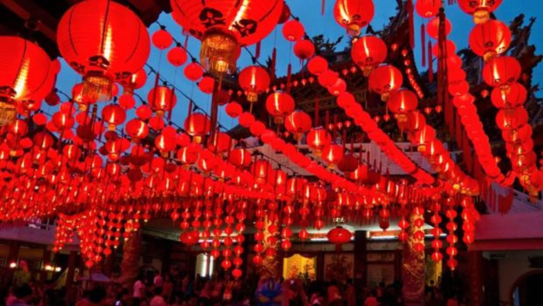 Resultado de imagen para festejos año nuevo chino 2021