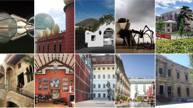 Los diez museos mejor valorados de España