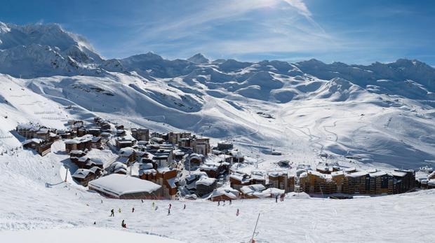 Val Thorens, elegida como la mejor estación de esquí del mundo