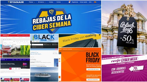 bc7d942b2166 Las mejores ofertas del Black Friday para ahorrar dinero en tus viajes