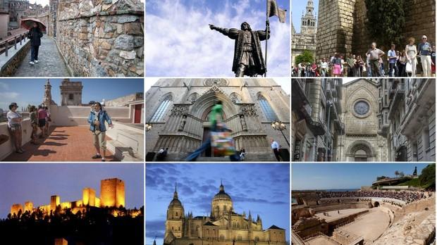 Algunas de las ciudades más antiguas de España
