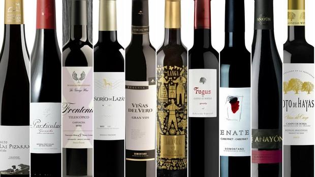 Diez vinos imprescindibles de las bodegas de las D. O. aragonesas
