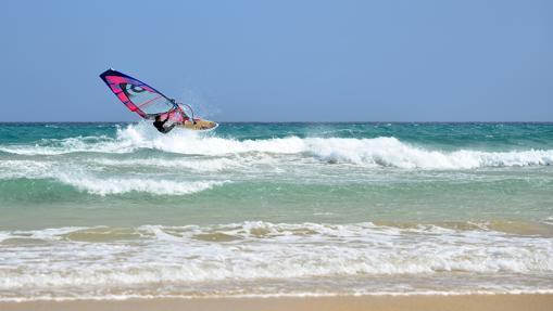 Playa de Sotavento de Jandía