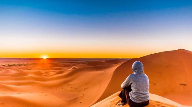 El desierto de Marruecos siempre es una gran experiencia