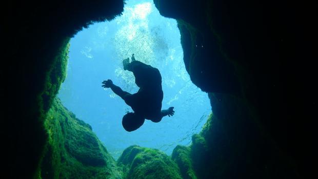 El pozo de Jacob, la cueva subacuática con fama de ser la más peligrosa del mundo