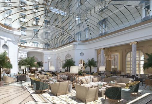 Así es el «nuevo» Mandarin Oriental Ritz, que reabrirá en 2021 tras tres años de obras