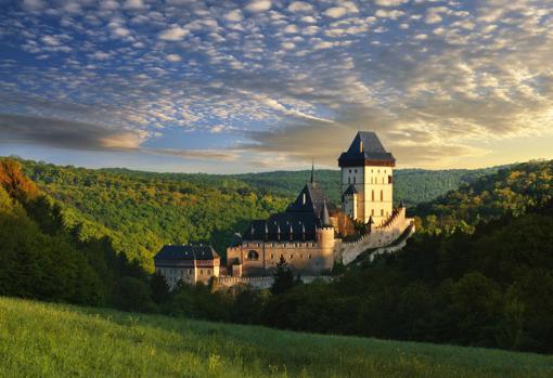 Castillo de Karlštejn