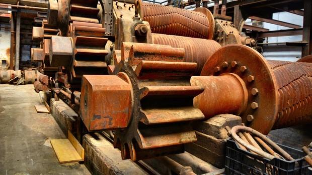 El mejor ejemplo andaluz de la ingeniería industrial del siglo XIX