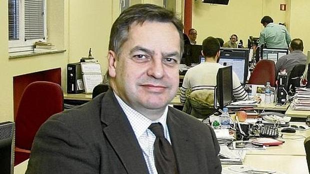 Íñigo Noriega, director de El Diario Montañés